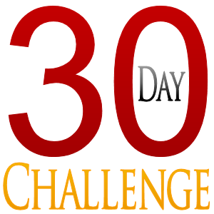 30 Day Challenge
