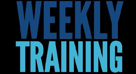 weekly-training